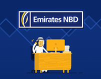 Emirates NBD Website & eBroker App