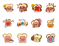 Line Stickers- Chanwich