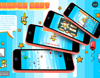 Floopey Bert iOS App