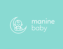 Social Media & Id. Visual - Manine Baby