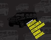Hummer / Parking