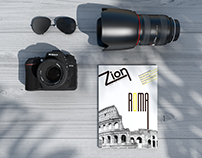 Zion, Revista
