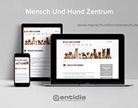 Mensch und Hund Zentrum Website