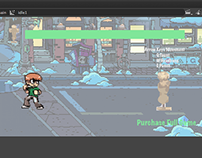 Flash Games (Fighting and Sniper Game)