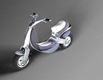 niu·e electric scooter