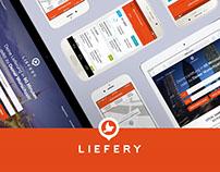 Liefery WebApp