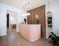 Paint Nail Studio | Interior Design by BARDI