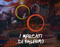 I Mercati di Palermo - Food Markets of Palermo