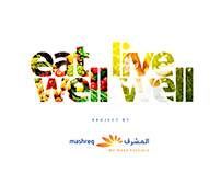 "Mashreq Bank ""Initiative"" Eat Well. Live Well."