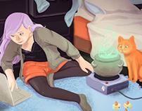 Dormitory Magic