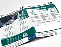 IBM X NOW Corporation Brochure Revamp