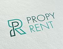 PropyRent Logo
