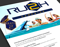 RU2H Campaign Logo + Design