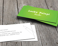 Lucky - Business Card