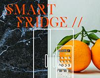 Augmented Reality Smart fridge