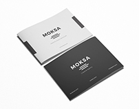 Moksa - Creative Agency Brochure