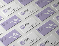 Brand Collateral for Concept Geek Design