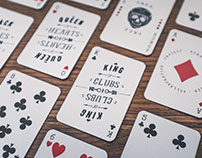 PNCC Logo and Playing Cards
