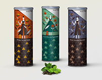 Diseño de packaging para Tes