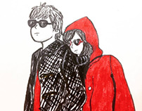 Submarine -Oliver and Jordana