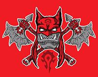 Rexxar T-Shirt Design