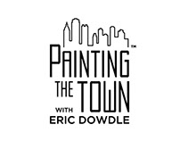 Painting the Town with Eric Logo Redesign