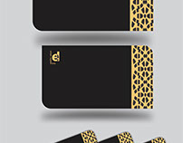Business Cards( in process )For Ela Estethic Center