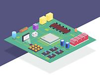 Pixels Processor