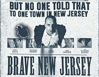 Brave New Jersey Theatrical Key Art Design
