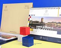 """""""DAWN&DUSK@UM"""" Calendar"""