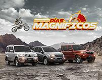 CAMPAIGN DÍAS MAGNIFÍCOS // TVC // DIGITAL