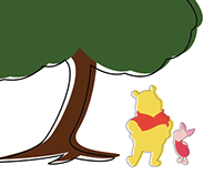 Pooh Graphic