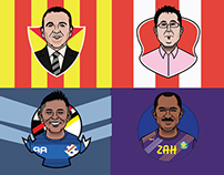 Malaysia Super League Coach