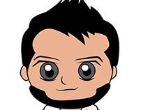 Mascotes para Formatura / Graduation Mascots