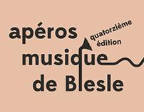 Apéros musique de Blesle