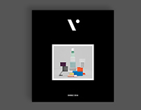 Visualgraphc magazine proposal