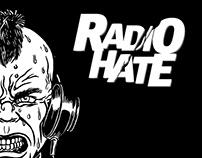 "Radio Hate ""Main Nerve"""