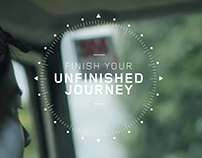 Land Rover - Finish Your Unfinished Journey