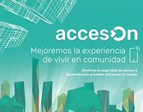 AccesOn: Textos brochure