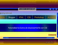 Custom Scrollbars with CSS_Prodpersonal Blog