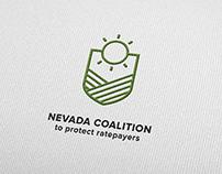 Logo | Branding - Nevada Coalition for ratepayers