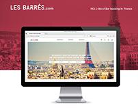 lesbarrés.com