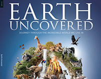 Earth Uncovered - Cover Art