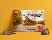 Manipal -Manyata Awards Poster