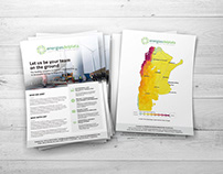 Flyer EnergiasdelPlata - SMART ENERGY MANAGEMENT