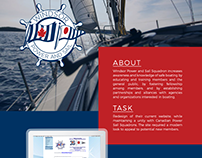 Windsor Power and Sail Squadron Website Design