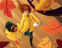 Walk in Fall