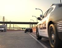 CAMARO vs maserati vs police- My cars (showreel)