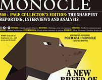 MONOCLE Cover Illustration