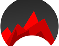 Geo-Fire Concept Logo 2013